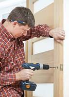 Замер,сборка и установка входных и межкомнатных дверей