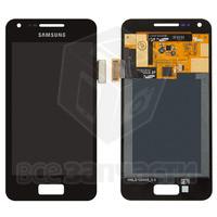Дисплейный модуль для мобильного телефона Samsung I9070 Galaxy S Advance, черный