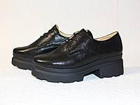 Туфли. Натуральная кожа 0816