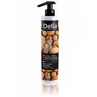 Delia Dermo system – бальзам для тела с экстрактом грецкого ореха