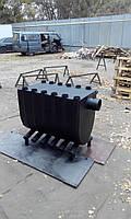 Печь булерьян (буллер) с варочной поверхностью 04-1200 м3 (Bullerjan) 35 кВт