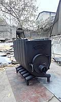 Буллер с варочной поверхностью 00 - 125 м3 , отопительная печь (Булерьян) 9 кВт