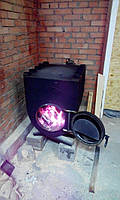 Буллер печь отопительно варочная 01 - 250 м3 (Bullerjan) 14 кВт