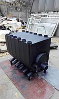 Печь булерьян отопительно-варочная для дома тип 05 с гарантией 1500 м3