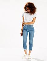 Узкие укороченные джинсы SKINNY CROP