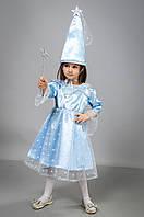 Карнавальный новогодний детский костюм Зиронька