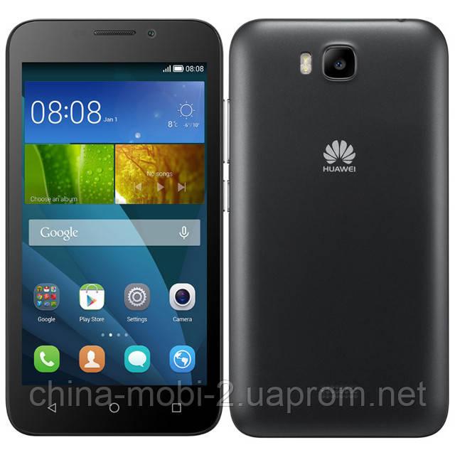 Смартфон Huawei Y5C Dual 8GB Black