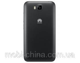 Смартфон Huawei Y5C Dual 8GB Black, фото 2