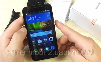 Смартфон Huawei Y5C Dual 8GB Black, фото 3