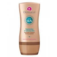 Dermacol Sun After Sun Бальзам после загара восстанавливающий увлажняющий