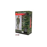 Термобелье HZT 4-008 Thermoform черный мужское