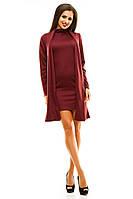 Платье с кардиганом Бисмарк Ян Р-5055