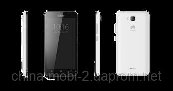 Смартфон Huawei Y5C Dual 8GB White, фото 3