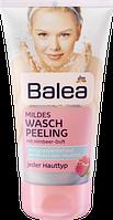 Кремовый пилинг для лица Balea Mildes Waschpeeling 150 мл