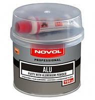 Шпатлевка с алюминиевой пылью ALU, Novol, 0.75 кг
