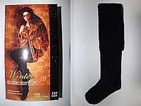 Теплые колготы Lady IRINA 350 den 6р черные, фото 1