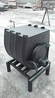 Печь булерьян отопительно-варочная для дома Buller тип 01 объем 200 м3