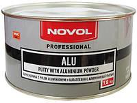 Шпатлевка с алюминиевой пылью ALU, Novol, 1.8 кг
