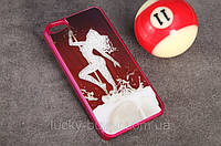 Чехлы для iPhone 5 5S Dancer Swarovski
