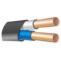 ВВГ-п 2х1,5 ЗЗЦМ силовой кабель с медными монолитными жилами