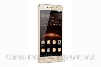 Смартфон Huawei Y5II Dual 8GB Gold '3, фото 3