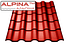 Металлочерепица Сталекс Альпина (ALPHINA), фото 2