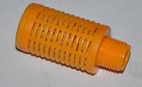Пневмо глушитель Ø15,5 М1/2 *34,5 для станков Best, Bright, TrommeBerg