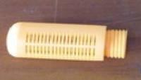 Пневмо глушитель  Ø24 М1/4 *55 для станков Best, Bright, TrommeBerg
