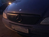 Тюнинг радиатора (зимняя решетка) Mercedes Vito W639 матовая