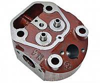 Головка цилиндра старого образца голая R175 для мотоблока.