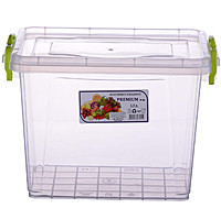 Контейнер пищевой пластиковый Lux 2.5 л