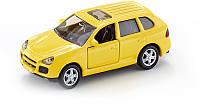Модель автомобиля Siku Porsche Cayenne Turbo (1062)