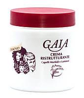Gaia Крем-маска для волос восстанавливающая с семенами овса