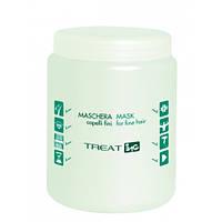 Ing Professional Treat Маска питательная увлажняющая для тонких волос с экстрактом морских водорослей