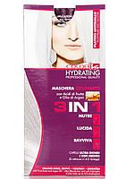 Ing Professional Color Маска для волос тонирующая платиновый 3в1 с фруктовыми кислотами и маслом арганы