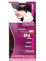 Ing Professional Color Маска для волос тонирующая черника 3в1 с фруктовыми кислотами и маслом арганы