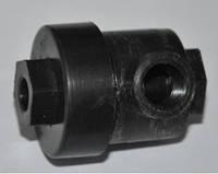 Пневмо клапан избыточного давления L50  Ø37 2-резьбы М12,4 одна М10 для шиномонтажных станков