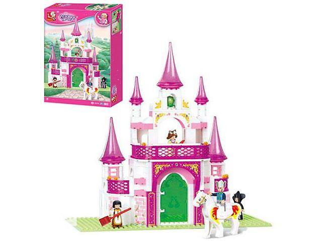 """Конструктор Sluban М38-В0153 """"Замок для принцессы"""", 271 деталь"""