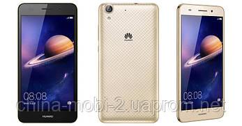 Смартфон Huawei Y6II Octa core 2/16GB dual Gold ' ', фото 2