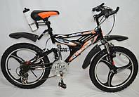 Двухколесный подростковый велосипед Maxima Т20-718SB