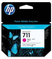 Картридж HP 711 (CZ135A) (DesignJet T120/T520) Magenta