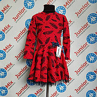 Платье на девочку длинный рукав TER-KO.ПОЛЬША., фото 1