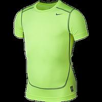 Детская футболка с коротким рукавом Nike Core Compression TOP SS JR