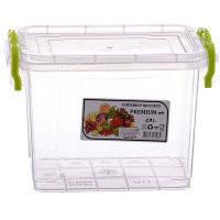 Контейнер пищевой пластиковый Lux 2.0 л