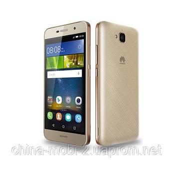 Смартфон Huawei Y6 PRO 2/16GB dual (Titan-U02) Gold, фото 2