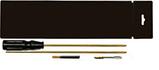 Набор для чистки Вишер для пневматического оружия кал. 4.5 (04042) пвх упаковка, фото 2