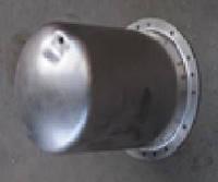 Корпус цилинра отжима борта (нерж) наружа Ø186 внутри Ø186 *220 для станков Best, Bright, TrommeBerg