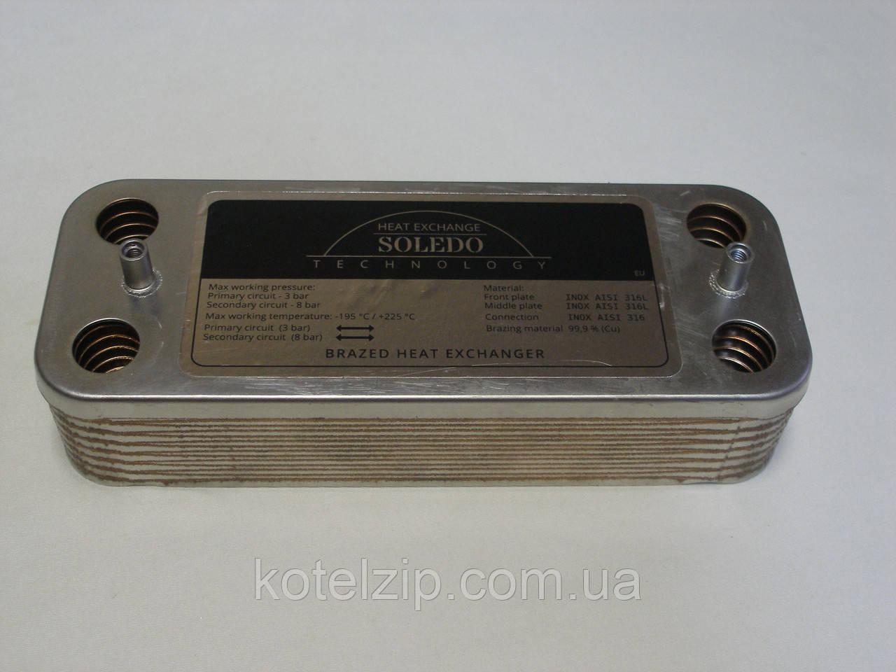 Запчасти к теплообменник пластинчатый Кожухотрубный испаритель WTK TFE 865 Балашов