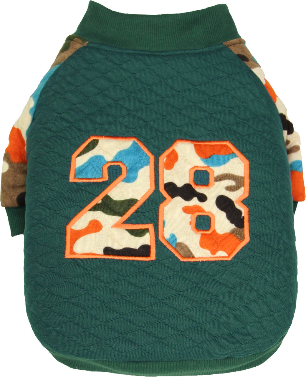 Батник для собак Dobaz, Добаз Millitary зеленый