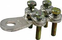Наконечник кабельный e.end.stand.clamp.120.150 на винтах